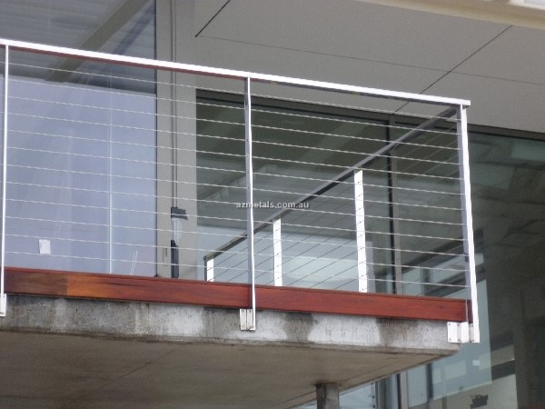 Wire balustrade systems australia